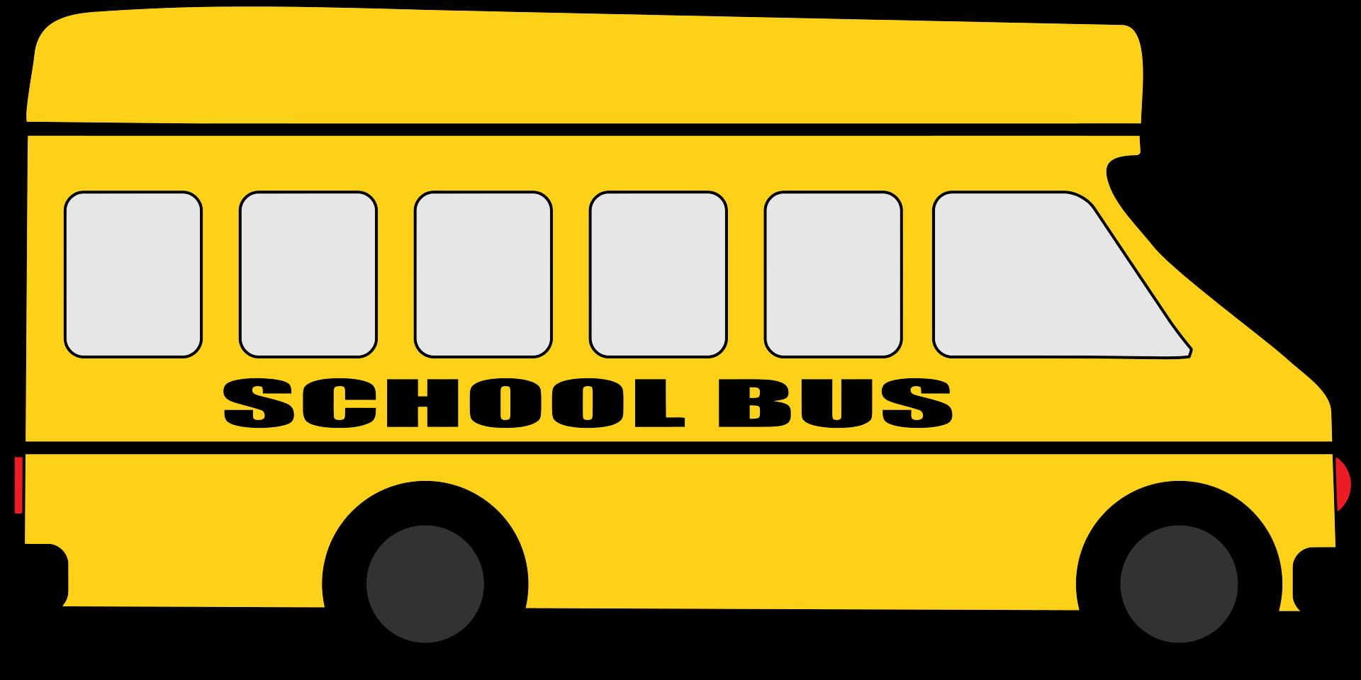 afbeelding: met de bus naar het schoolkamp van Comenius Nieuwerkerk